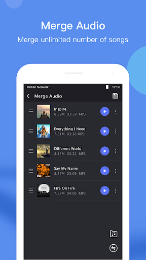 Music Editor android2mod screenshots 10