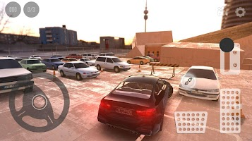 Real Car Parking : Driving Street 3D