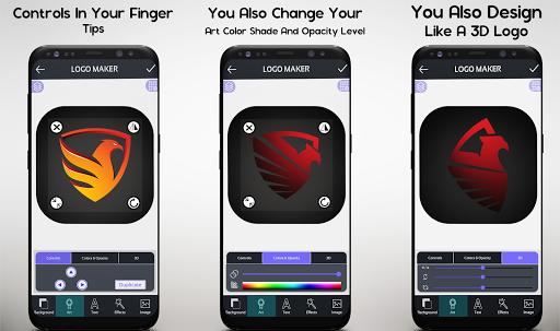 Logo Maker - Free Logo Maker, Generator & Designer 3.0.4 Screenshots 9
