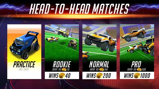 u26bd Rocketball: Championship Cup 1.1.1 screenshots 4