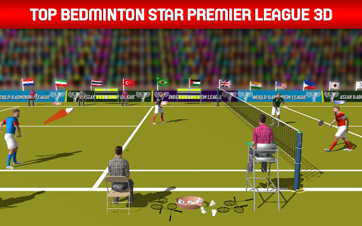 Top Badminton Star Premier League 3D screenshots 15