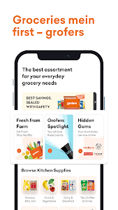 grofers-grocery delivered safely with SuperSavings 6.8.0