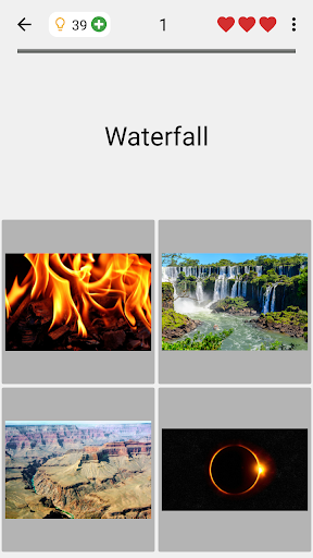 Easy Pictures and Words - Photo-Quiz with 5 Topics 3.1.0 screenshots 4