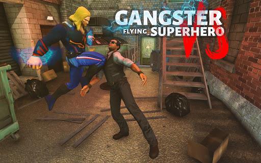 Gangster Target Superhero Games 1.1.9 screenshots 5