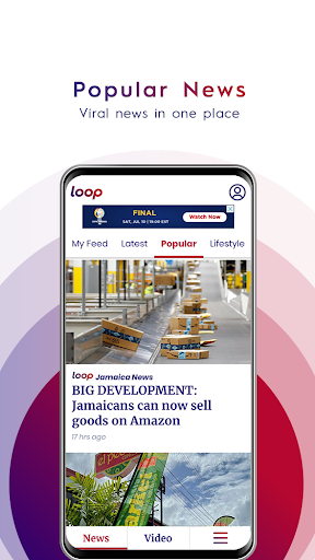 Loop - Caribbean Local News android2mod screenshots 1