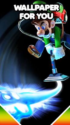 Luigi's Mansion Video Call & Wallpaperのおすすめ画像2