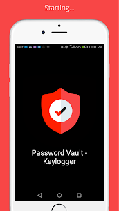 Password Vault- Keylogger 2020 1.3 [Mod + APK] Android 1