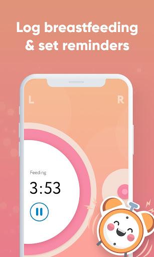 SuperMama: Breast Feeding And Baby Daybook App 1.28.0 Screenshots 2