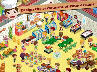 Restaurants Story MOD APK (Unlimited Money & Gems) – Updated 2021 2