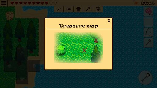 Survival RPG - Lost treasure adventure retro 2d android2mod screenshots 6