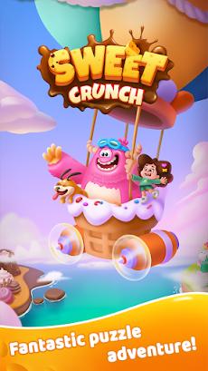 Sweet Crunch - Match 3 Gamesのおすすめ画像1