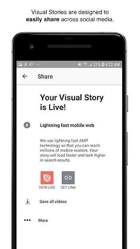 Issuu - u201cCreate & Discover Storiesu201d apktram screenshots 7