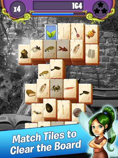 Mahjong Mystery Adventure: Monster Mania screenshots 23