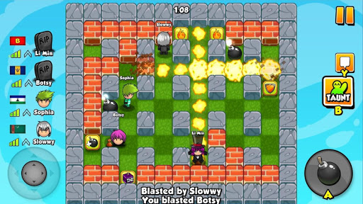 Bomber Friends goodtube screenshots 8