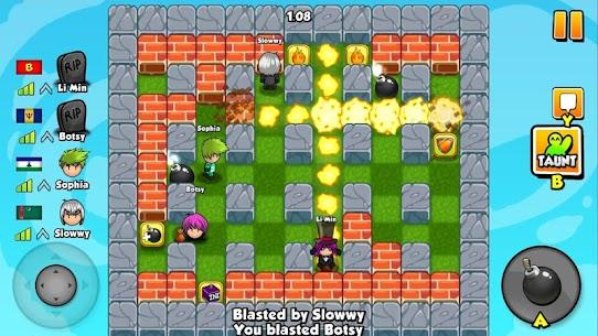 Bomber Friends MOD APK 4.31 (Skins Unlocked) 8