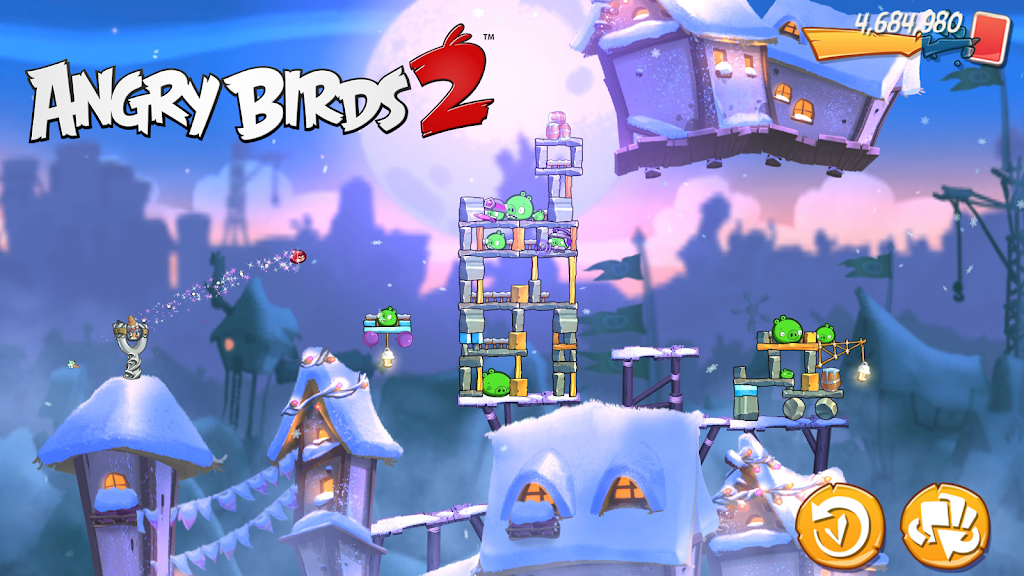 Angry Birds 2 poster 1