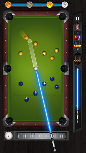 Shooting Pool-relax 8 ball billiards 1.5 screenshots 2