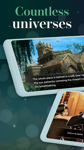 Is it Love? Stories - Interactive Love Story apkpoly screenshots 2