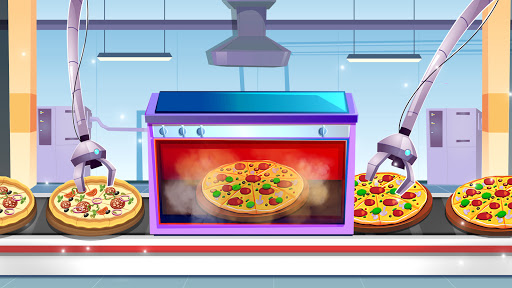 Cake Pizza Factory Tycoon: Kitchen Cooking Game android2mod screenshots 5