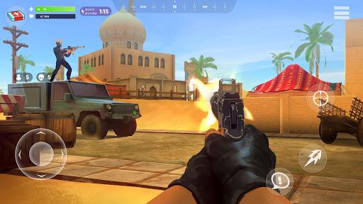 FightNight Battle Royale: FPS Shooter 0.6.0 screenshots 15