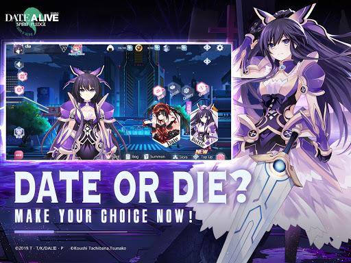 Date A Live: Spirit Pledge - Global screenshots 10