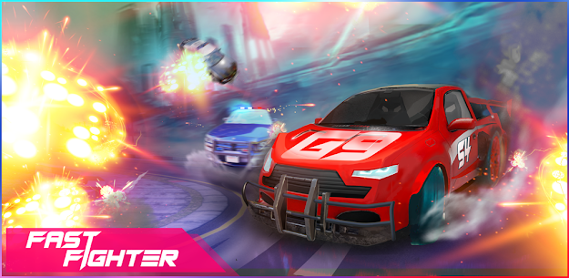 Fast Fighter Mod Apk: Racing to Revenge (VIP 6/Unlimited Money) 1