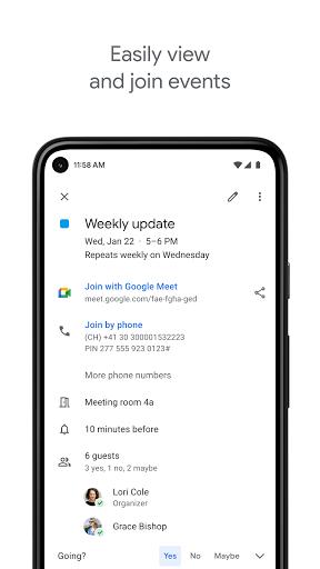 Google Calendar apktram screenshots 3