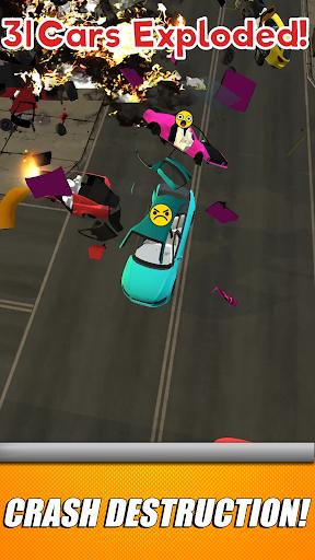 Slingshot Crash Apkfinish screenshots 3