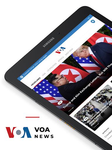 VOA News 4.2.2 Screenshots 13