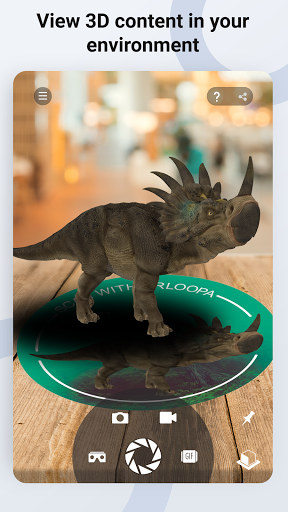ARLOOPA: Augmented Reality 3D AR Camera, Magic App 3.5.2 Screenshots 23