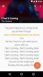 QuickLyric – Instant Lyrics Premium Mod Apk (Premium Unlocked) 5