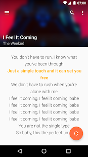 QuickLyric - Instant Lyrics 3.9.0c Screenshots 5