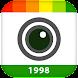 Cuji Cam - Film Camera, Vintage Cam,1998 Retro Cam