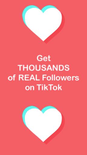 TikFollowers- TikTok get followers, Tik Tok likes  Screenshots 2