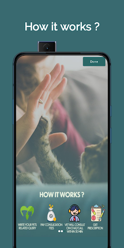 DrPetsApp screenshot for Android