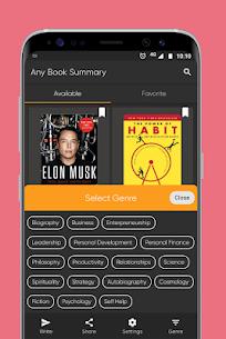 Any Book Summary Mod Apk (Subscription Feature Unlock) 3