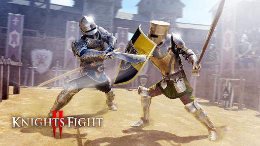 Knights Fight 2: Honor & Glory apkpoly screenshots 3
