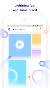 Vertex Surf – mobile web browser 2