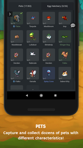 Mana Storia - Simple Browser MMORPG (Beta) 1.3 screenshots 5