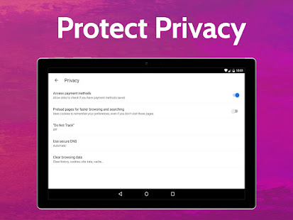 UPX Free VPN Private Browser Fast Secure Web Proxy 87.0.4280.141 Screenshots 11