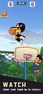 Basketball Slam 2021! – 3on3 Fever Battle Apk Download 2021 2