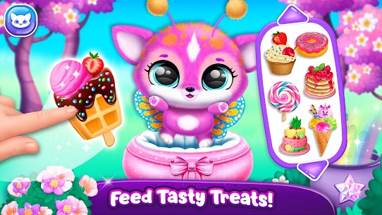 Fluvsies Pocket World – Pet Rescue & Care Story (MOD, Unlimited Money) For Android 3