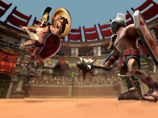 Gladiator Heroes - Strategy and Fighting Game  Screenshots 11