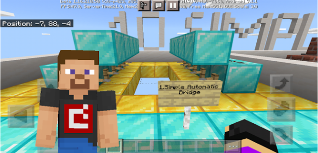 Simple redstone Maps for Minecraft 77.180195 APK screenshots 8