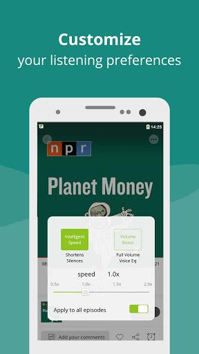Podcast App & Podcast Player - Podbean 8.3.2 Screenshots 5