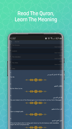 Qibla Finder, Prayer Times, Quran, Azan, Tasbeeh modavailable screenshots 7