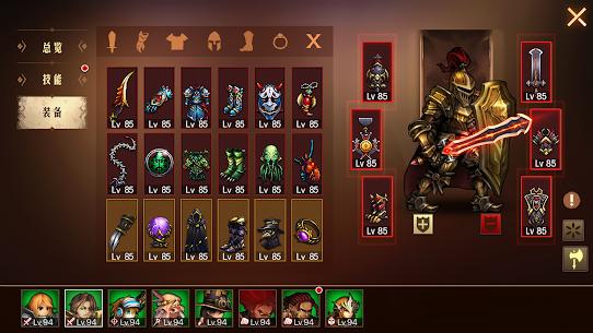 Dungeon Survival 2 Mod Apk (Unlimited Skills) 8