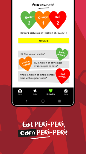 Nando's UK 6.15.5 Screenshots 2