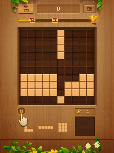 Wood Block Puzzle - Free Classic Block Puzzle Game 2.1.0 screenshots 18