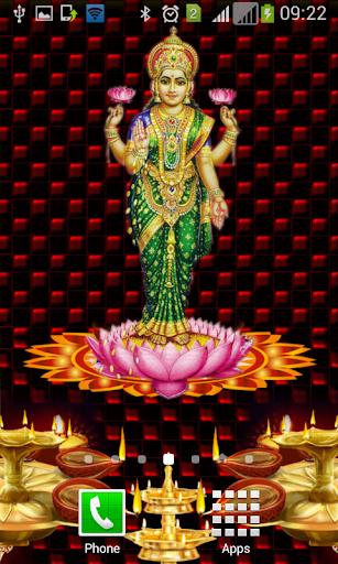 Lakshmi Puja Aarti Diwali Greetings screenshots 1